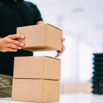 shipping process